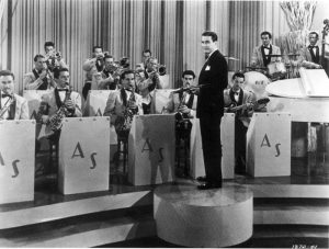 artie shaw swing band photo