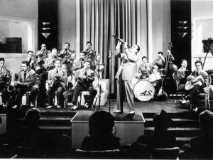 artie shaw swing music band