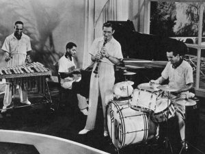 Benny Goodman Quartet photo