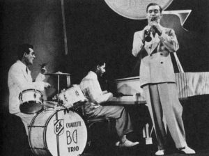 Benny Goodman Trio photo