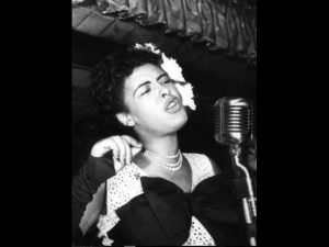 Billie Holiday photo