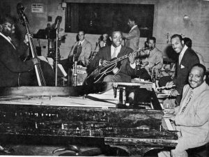 Count Basie swing photo