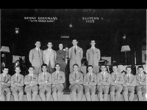 Elitch's Benny Goodman photo