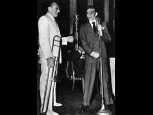 frank sinatra and tommy dorsey